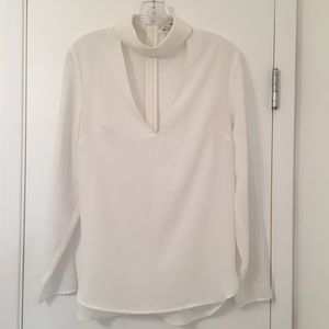 CAMEO COLLECTIVE - LONG SLEEVE BLOUSE